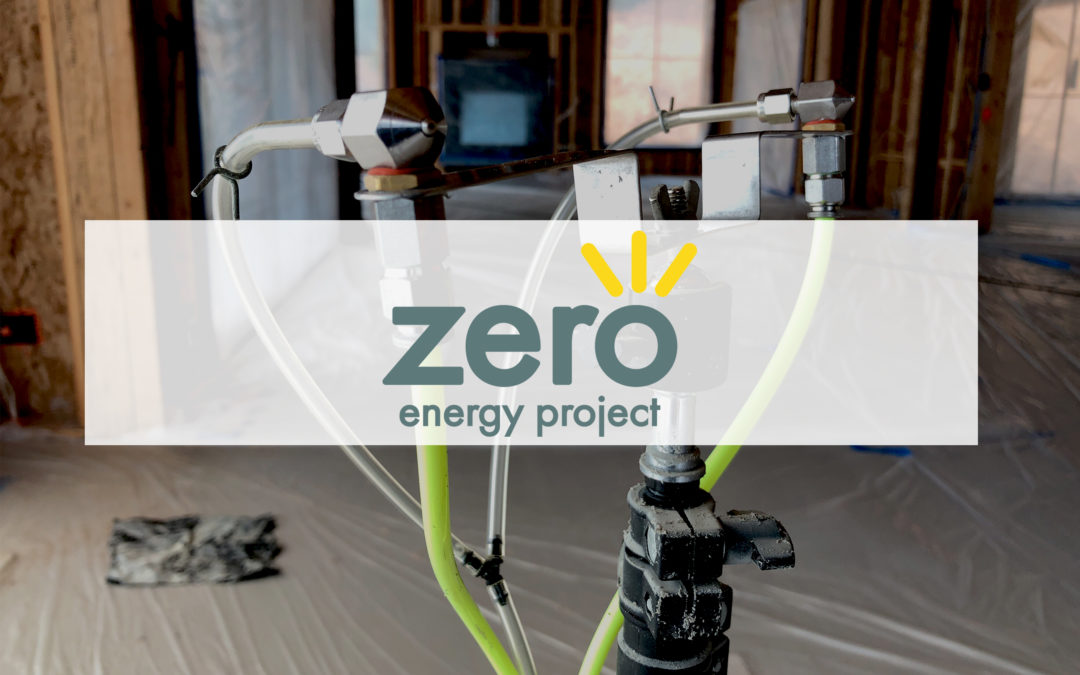Featured by the Zero Energy Project